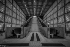 #301 Leipzig_Leuschner_Platz_Rolltreppe